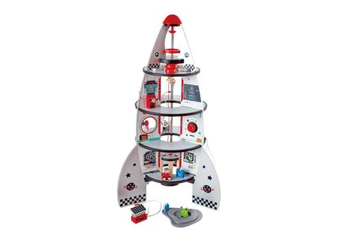 Hape CJ Four Stage Rocket Ship