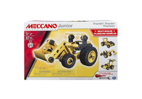 Meccano Junior Tracteur