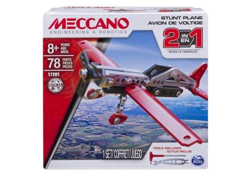 Meccano Ens. 3 modèles- Avion 2en1