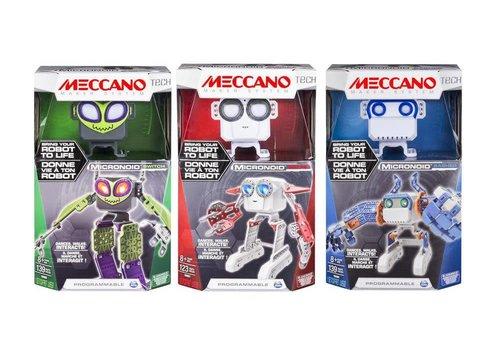 Meccano Micronoid 3/S