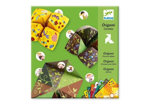 Djeco Origami / Salieres