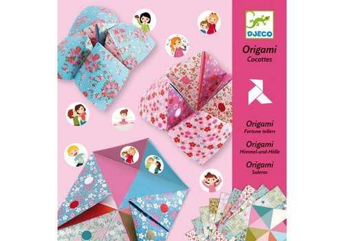 Djeco Origami / Cocottes à gages