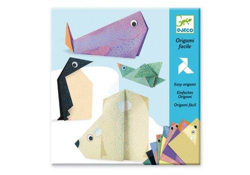 Djeco Origami / Animaux polaires