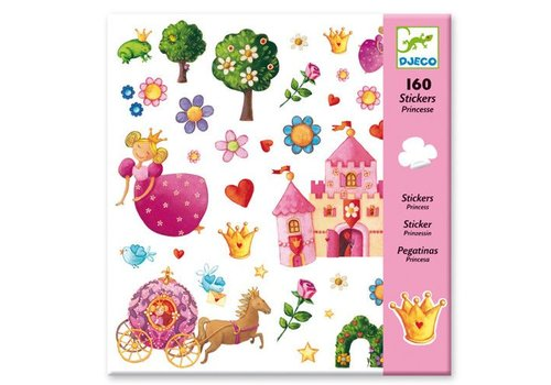 Djeco Autocollants / Princesse Marguerite