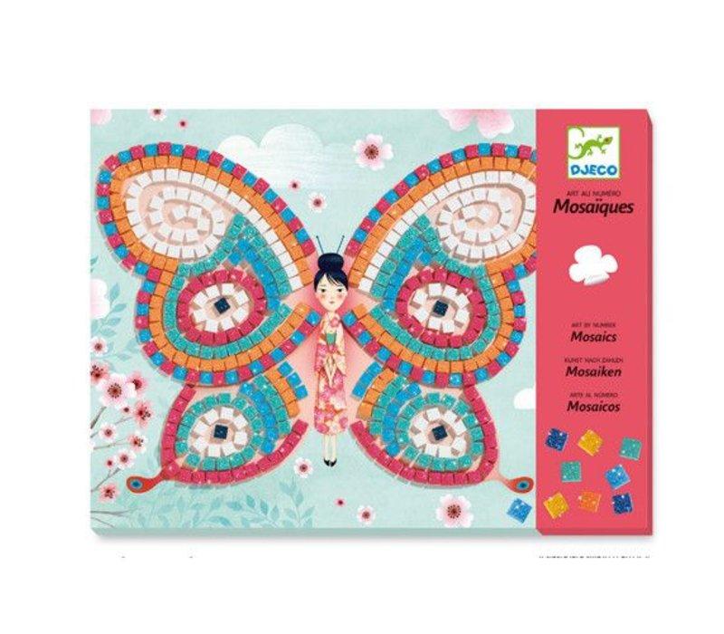 Mosaiques / Papillons