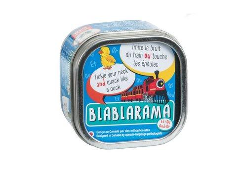 Blablarama et/ou bleu