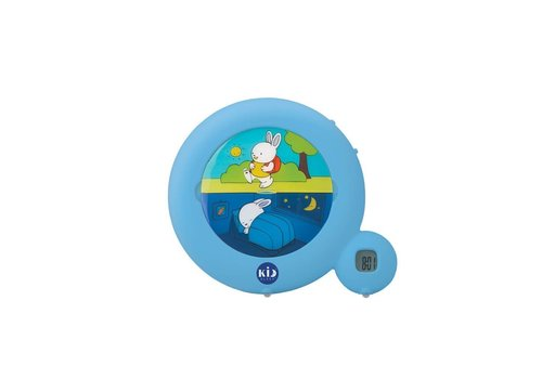 Horloge d'entraînement Kids Sleep Classic New White
