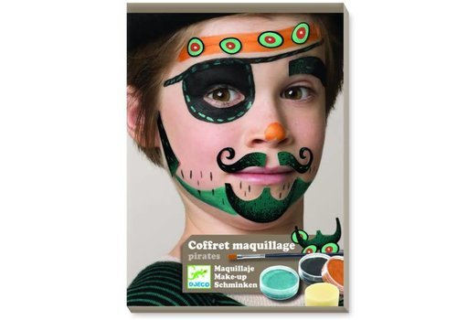 Djeco Coffret de maquillage / Pirate