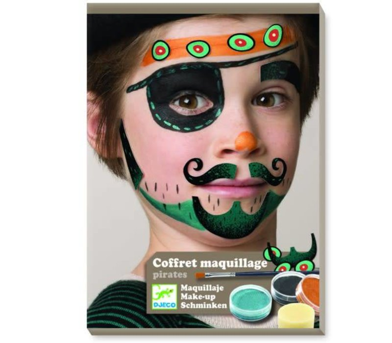 Coffret de maquillage / Pirate