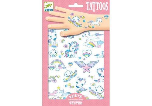 Djeco Tatouages / Licornes
