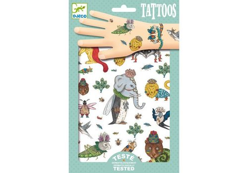 Djeco Tatouages / Bestiaire