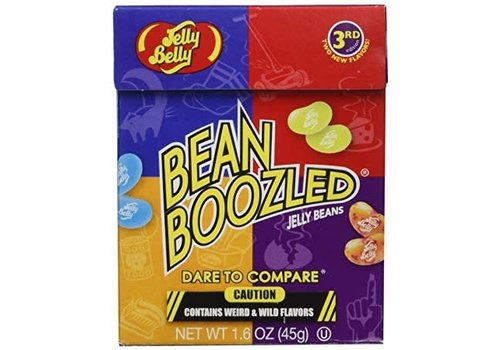 Beanbozzled Jelly Belly