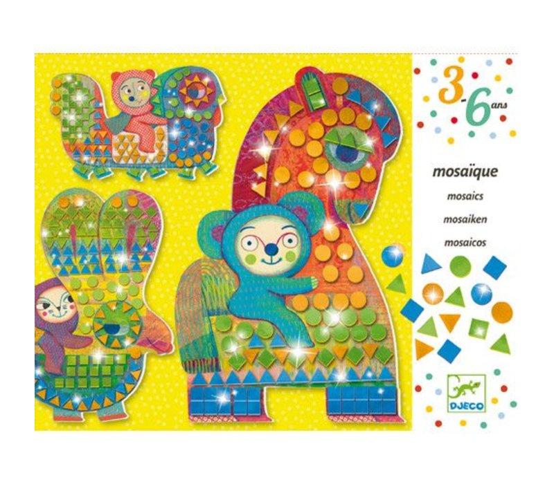 Mosaiques / A califourchon