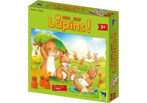 Matagot Hop hop les lapins!