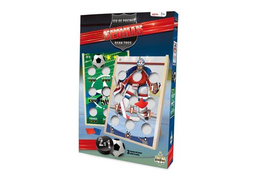 Jeu de poche Hockey / Soccer