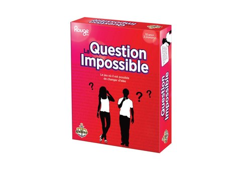Gladius La question impossible Rouge FM