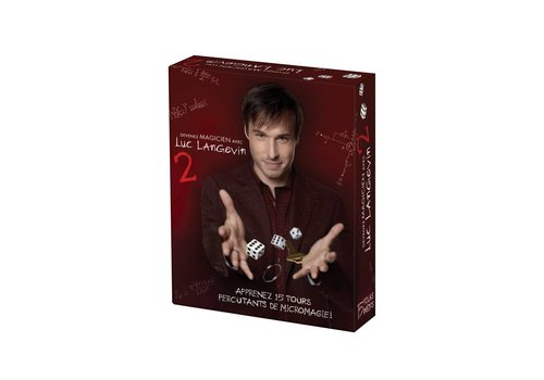 Devenez magicien avec Luc Langevin - Volume 2