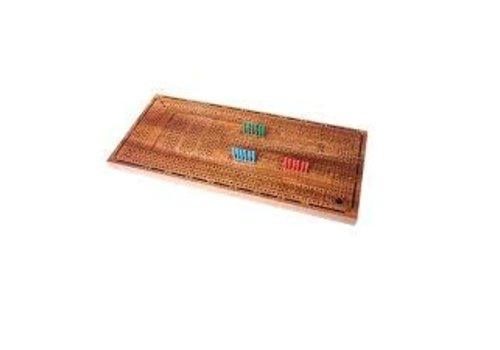 Crib pertétuel en bois,  3 joueurs