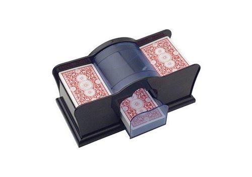 Brasseur pour 2 jeux de cartes manuel