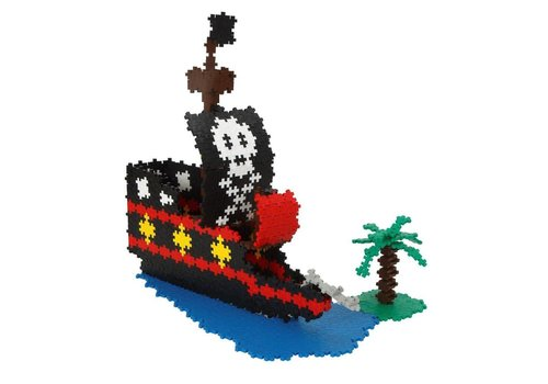 Mini Basic Pirate ship - 1060 pcs