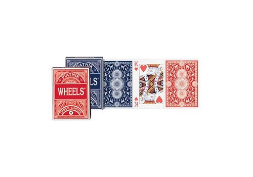 Jeux de cartes simples, Wheels Poker