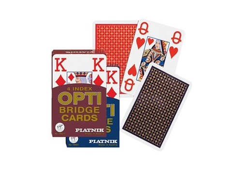 Jeux de cartes simples, Opti Bridge