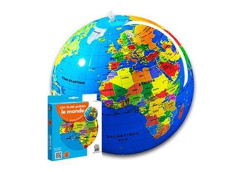 Globe le monde 30cm