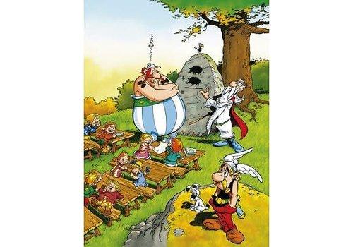 Ravensburger Obelix l'ecolier (100 pc Puzzle)