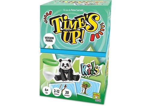 Time's up kids / version panda