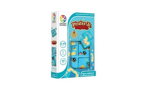 Smart Games CACHE-CACHE PIRATES JR. (FR)