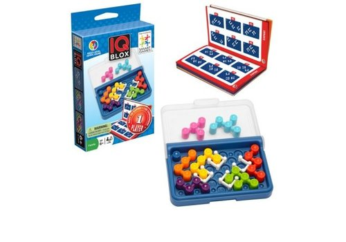 Smart Games IQ BLOX (MULT)