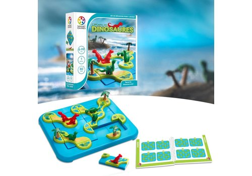 Smart Games L'ARCHIPEL DES DINOSAURES (FR)