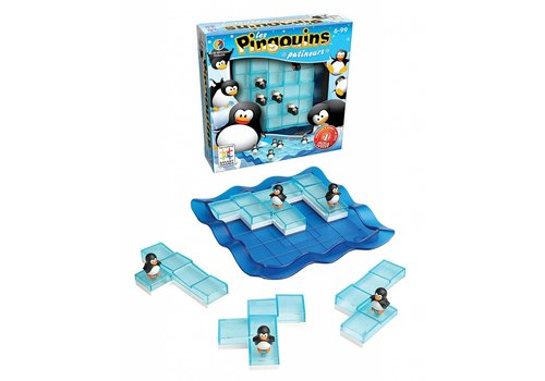 Smart Games LES PINGOUINS PATINEURS (FR)