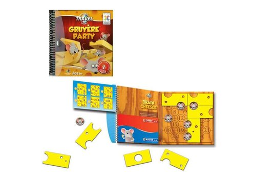 Smart Games Smart game Gruyere party voyage