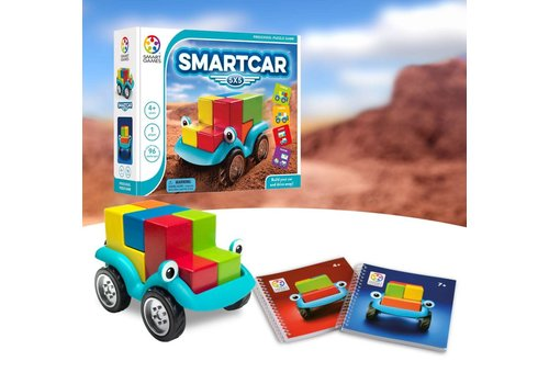 Smart Games SMARTCAR 5X5 (MULT.)