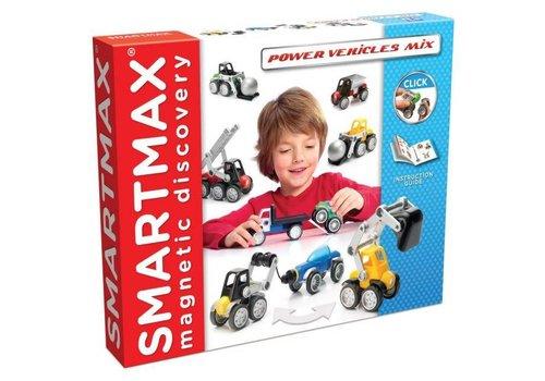 SMARTMAX POWER VEHICULE MIX