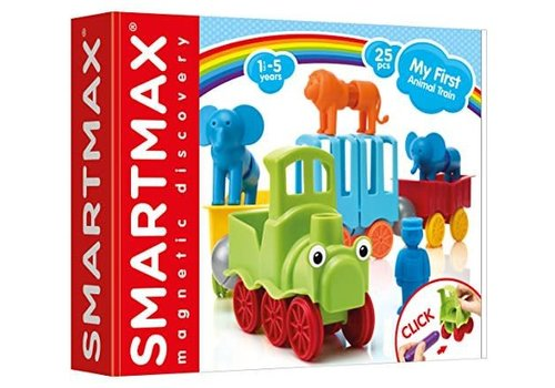 SMARTMAX:MY FIRST ANIMAL TRAIN