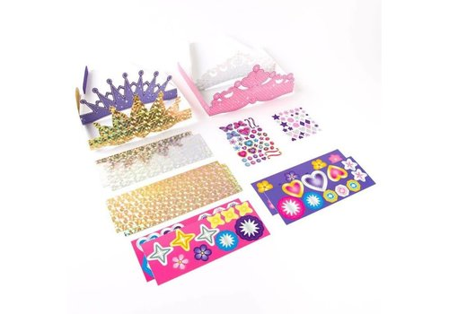 Melissa & Doug Tiares ravissantes - Simply Crafty - Terrific Tiaras