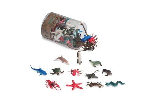 Terra - Sea Animals in a tube