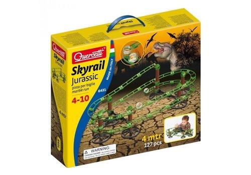 Quercetti Circuit a billes dinosaures