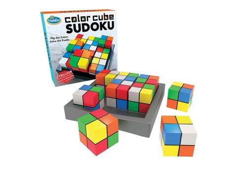 COLOR CUBE SUDOKU (Mult.)