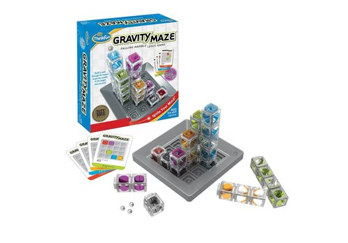 ThinkFun Smart game - Gravity maze