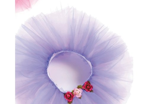 creative education Rose Tutu. Lilac. Size 4-7
