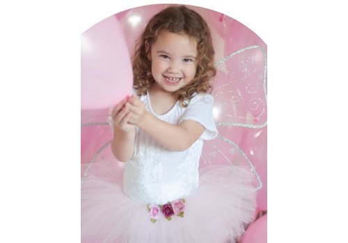 creative education Rose Tutu. Light Pink. Size 4-7