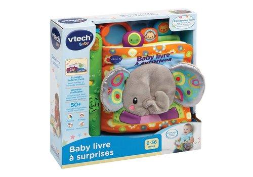 Vtech Baby livre à surprises
