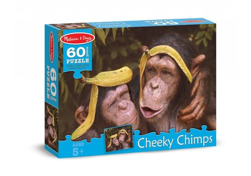 Melissa & Doug Cheeky Chimps Cardboard
