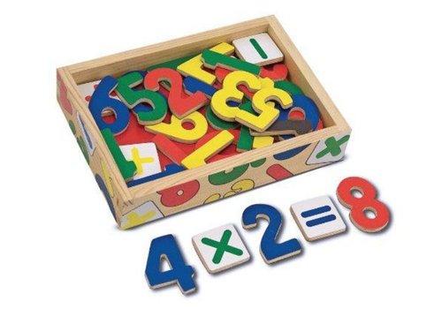 Melissa & Doug Number Magnets - Aimants Les nombres