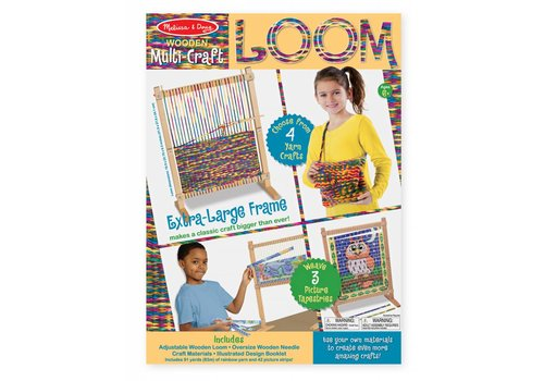 Melissa & Doug Multi-Craft Loom