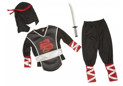 Melissa & Doug Ninja role play set