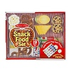 Melissa & Doug Store & Serve Snack Food Set